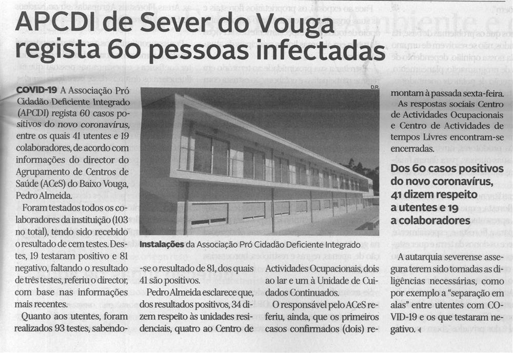 DA-21out.'20-p.5-APCDI de Sever do Vouga regista 60 pessoas infetadas.jpg