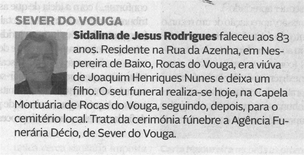 DA-19dez.'20-p.8-Sever do Vouga : Sidalina de Jesus Rodrigues.jpg