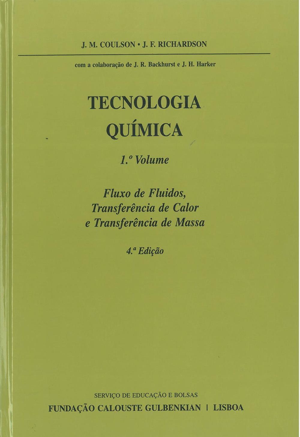 COULSON, John (2004). Tecnologia química.jpg