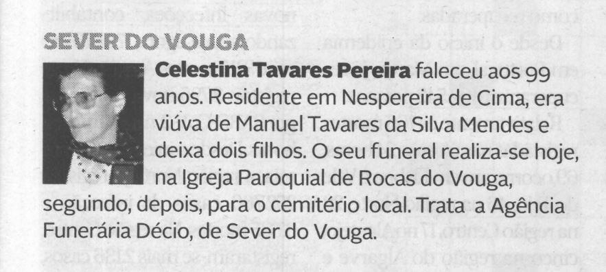 DA-17jan.'21-p.11-Sever do Vouga : Celestina Tavares Pereira.JPG