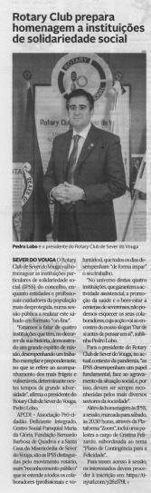 DA-27jan.'21-p.18-Rotary Club prepara homenagem a instituições de solidariedade social.JPG
