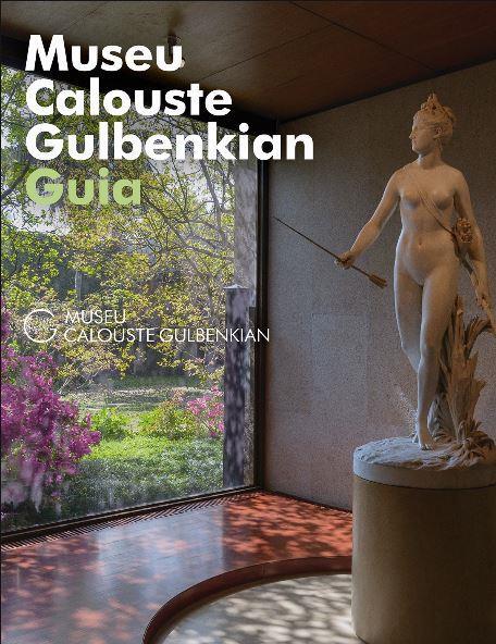 Museu Calouste Gulbenkian : guia.JPG