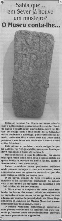 BV-2.ªmar.'21-p.6-O Museu Municipal conta-lhe : sabia que em Sever já houve um mosteiro.JPG