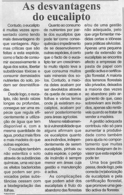 BV-2.ªmar.'21-p.8-Eucalipto [3.ª parte de três] : a verdade da mentira : as vantagens do eucalipto : as desvantagens do eucalipto.JPG