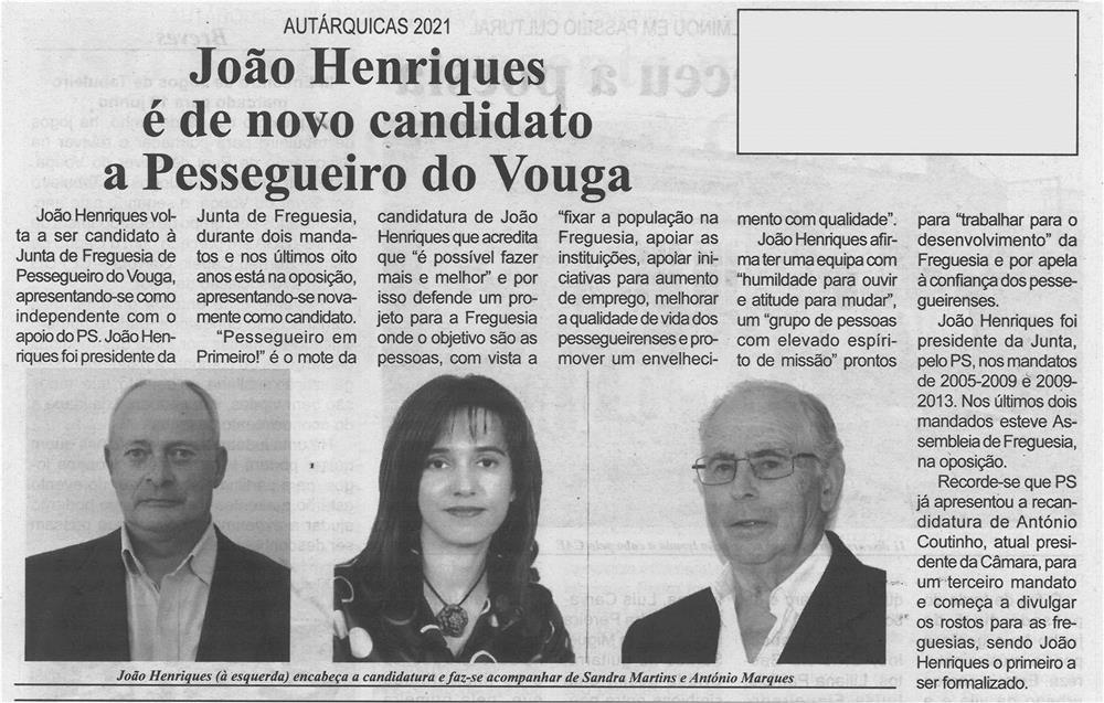 BV-2.ªjun.'21-p.5-Autárquicas 2021 : João Henriques é de novo candidato a Pessegueiro do Vouga.jpg