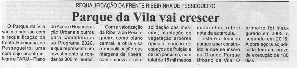 BV-2.ªabr.'21-p.3-Parque da Vila vai crescer : requalificação da frente ribeirinha de Pessegueiro.jpg