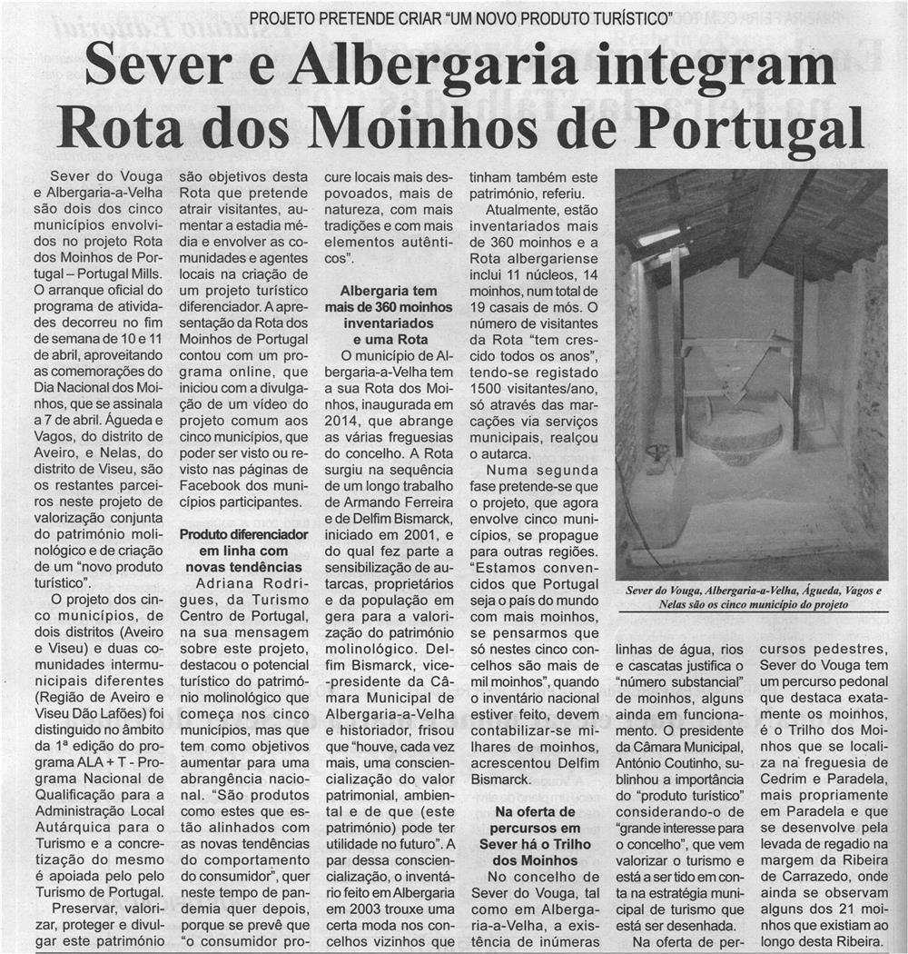 BV-2.ªabr.'21-p.8-Sever e Albergaria integram Rota dos Moinhos de Portugal : projeto pretende criar um novo produto turístico.jpg