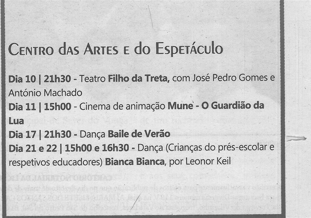 TV-jun.'17-p.13-Centro das Artes e do Espetáculo : Agenda Cultural : junho.jpg